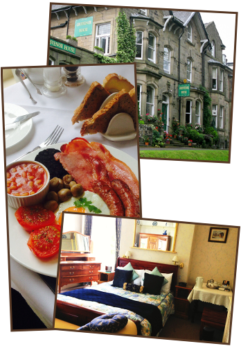 Grosvenor House | Grade II Hotel in Buxton
